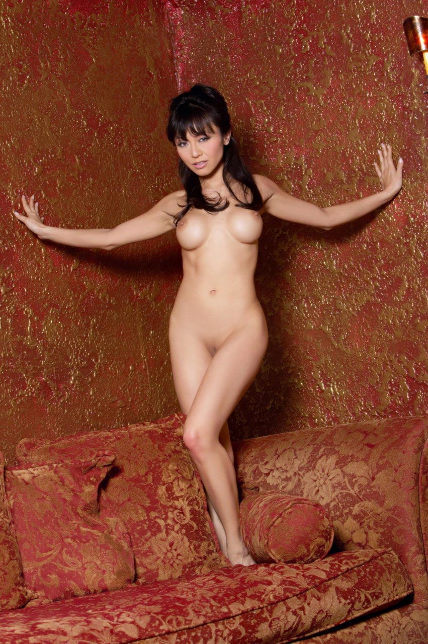 adult babe getting naked