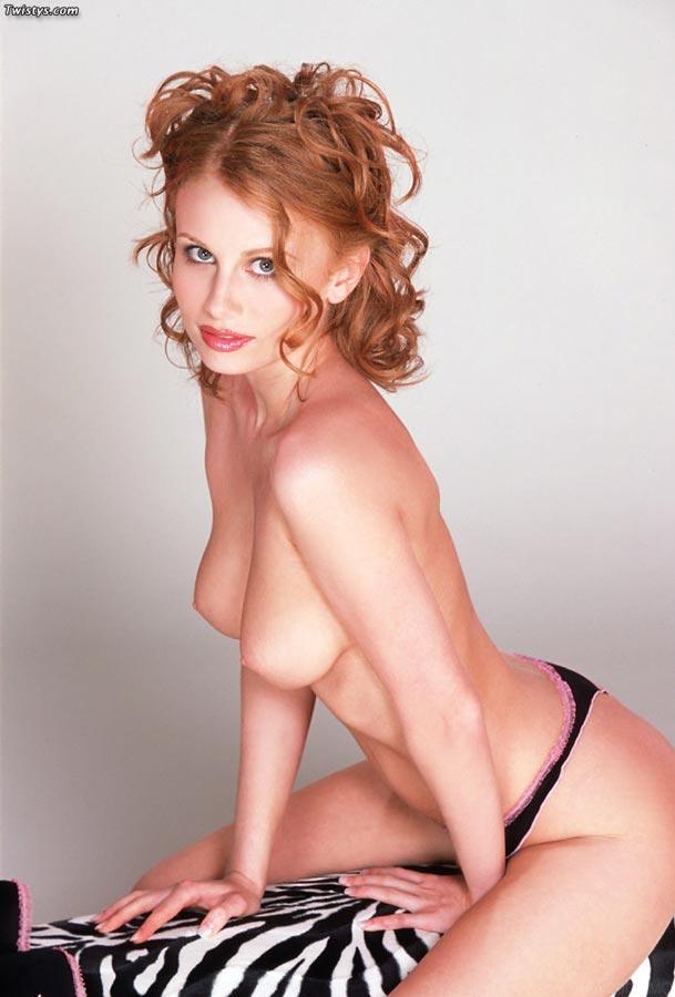 redhead anya Twistys