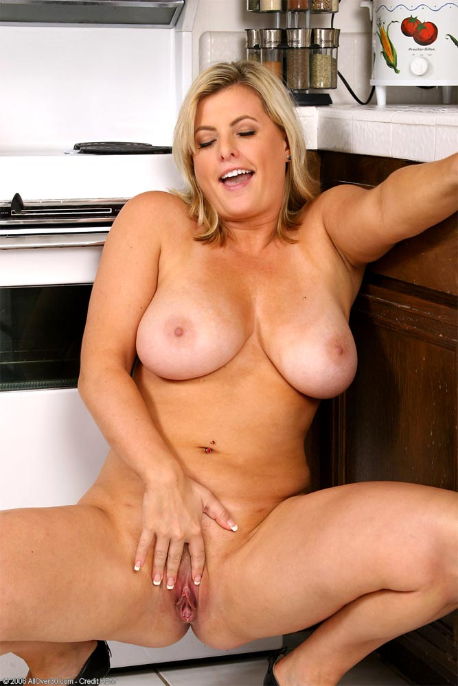 Curvy mature wives