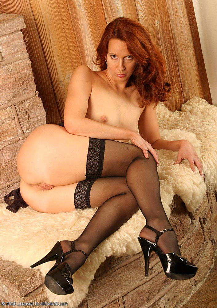 Pity, redhead black nylons excellent answer