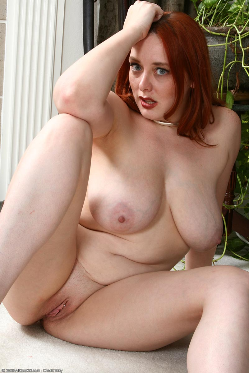 Big titted redhead erin loves a bit of cock 8