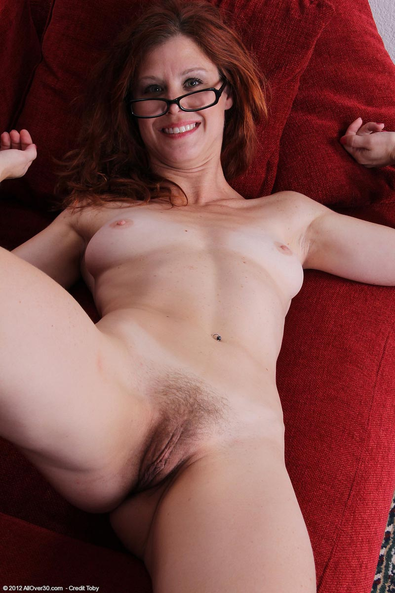 homemade redhead wife hairy