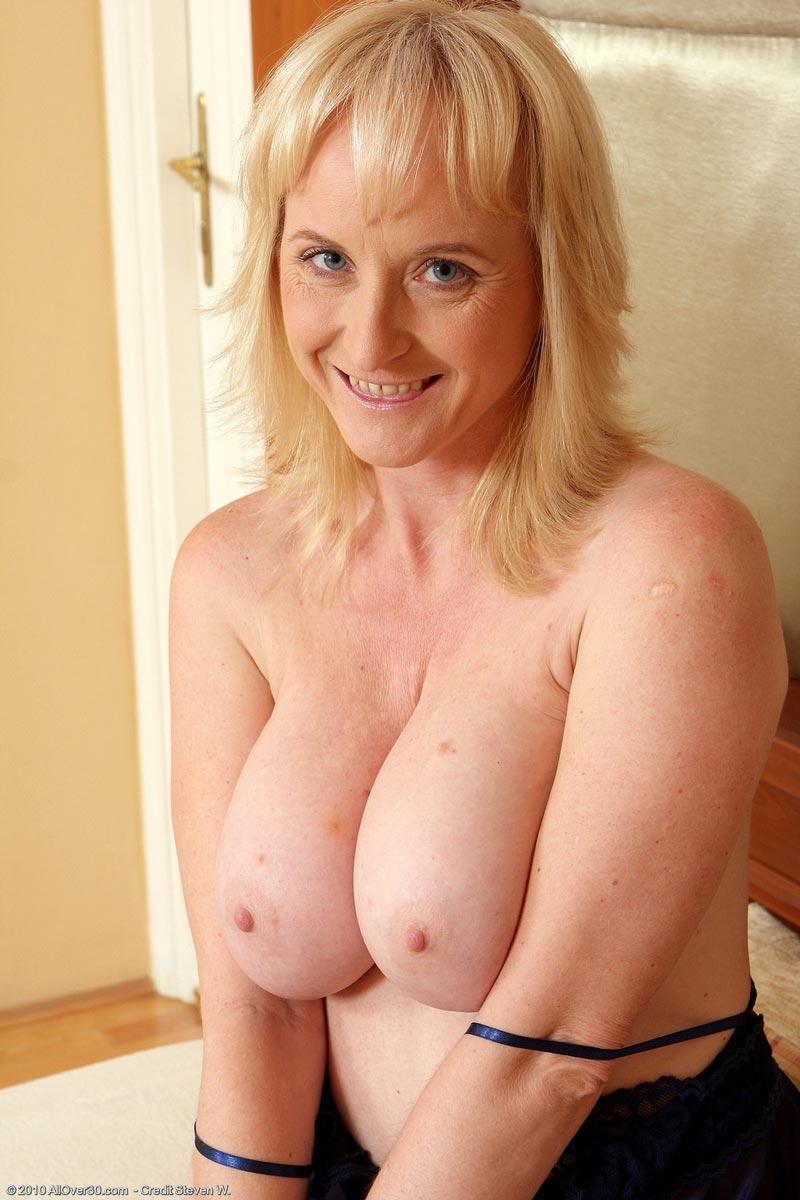 Huge boob milf lesbos