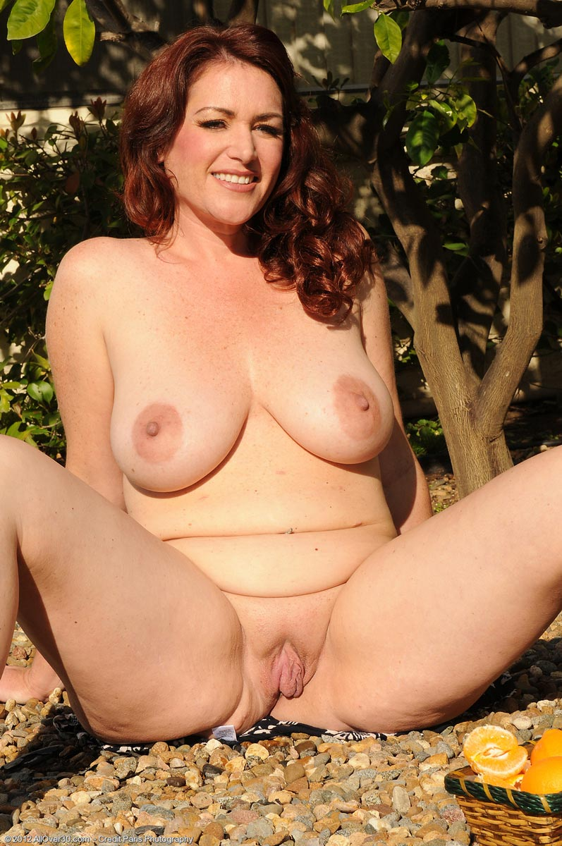 Farm wife milf