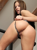 Hot mc nudes model shows sexy ass